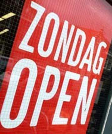 Economisch oogpunt supermarkten zondag open winst for Koopzondag groningen